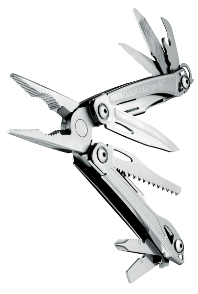 Leatherman SIDEKICK Multitool mit Nylon Holster