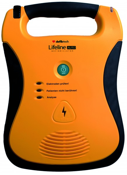 Defibrillator defibtech Auto AED Vollautomat