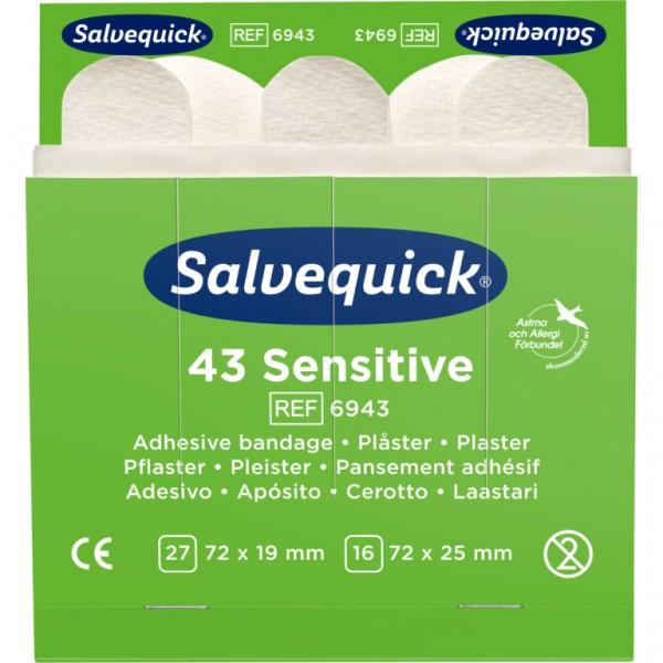 Salvequick Sensitive Pflaster