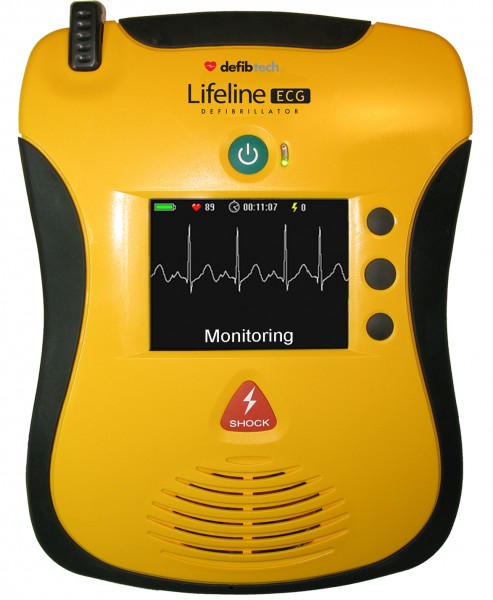 Defibtech Lifeline ECG AED PRO Manuell