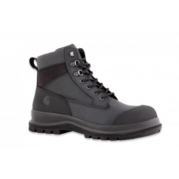 Carhartt Men's Detroit Rugged Flex® S3 Mid Work Boot