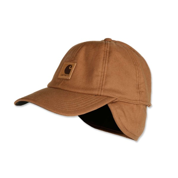 Carhartt STRETCH FITTED EARFLAP CAP A199