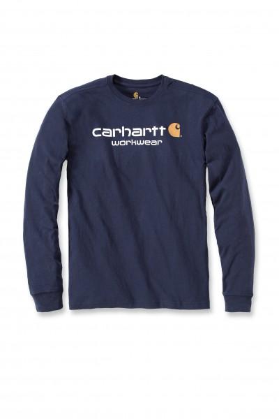 Carhartt Workwear Core Logo Long Sleeve T-Shirt 102564
