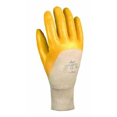 Nitril Handschuhe gelb 12er Pack