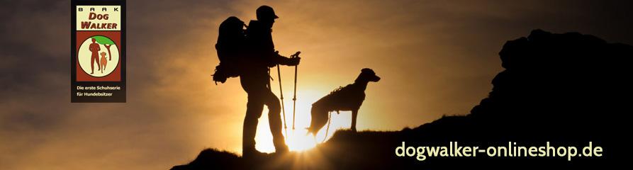 Dogwalker Onlineshop Banner