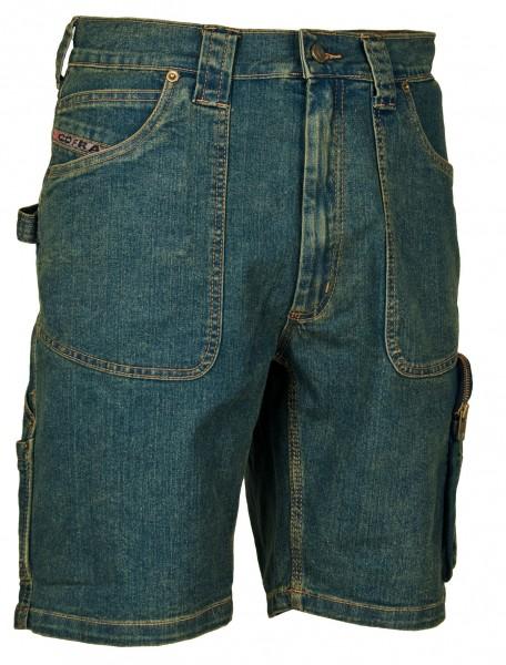 Cofra Havana Workwear Montageshort Stretchjeans