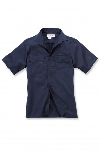 Carhartt S223 Twill Short Sleeve Work Hemd