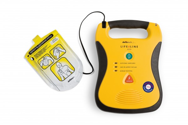 Defibrillator defibtech AED Halbautomat