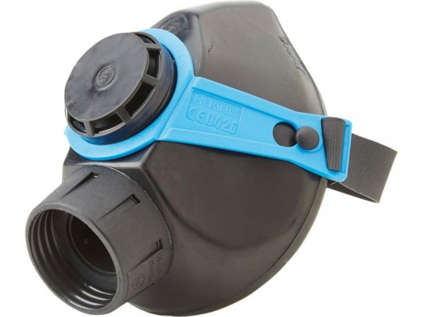 Halbmaske ohne Filter für Schraubfilter