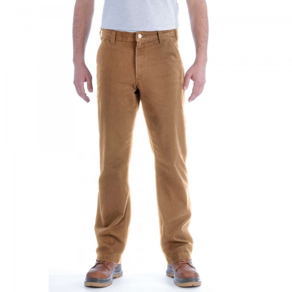 """Carhartt """"THE NEW EB011"""" STRAIGHT FIT STRETCH DUCK DUNGAREE 103339"""