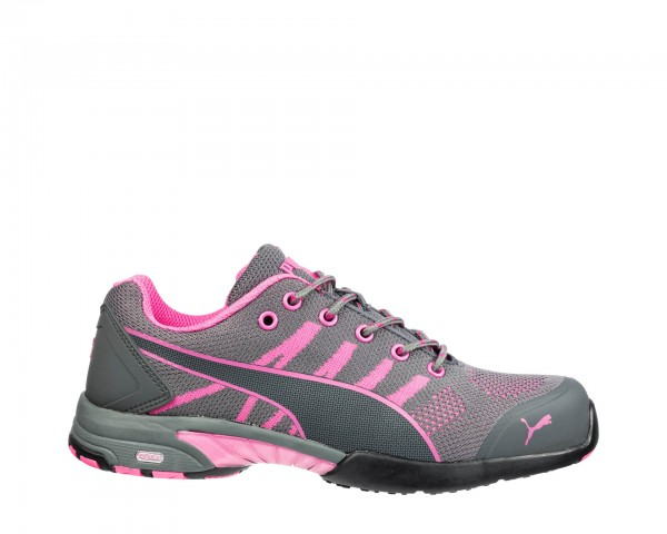 Puma Celerity Knit Pink Wns Low S1 HRO SRC