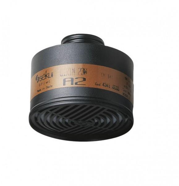 Gasfilter A2 Schraubfilter Atemschutz